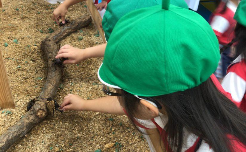 6月26日、5歳児、姫路科学館へ行きました。